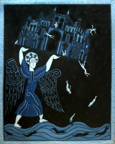 Divine Intervention by Imelda Fagin
