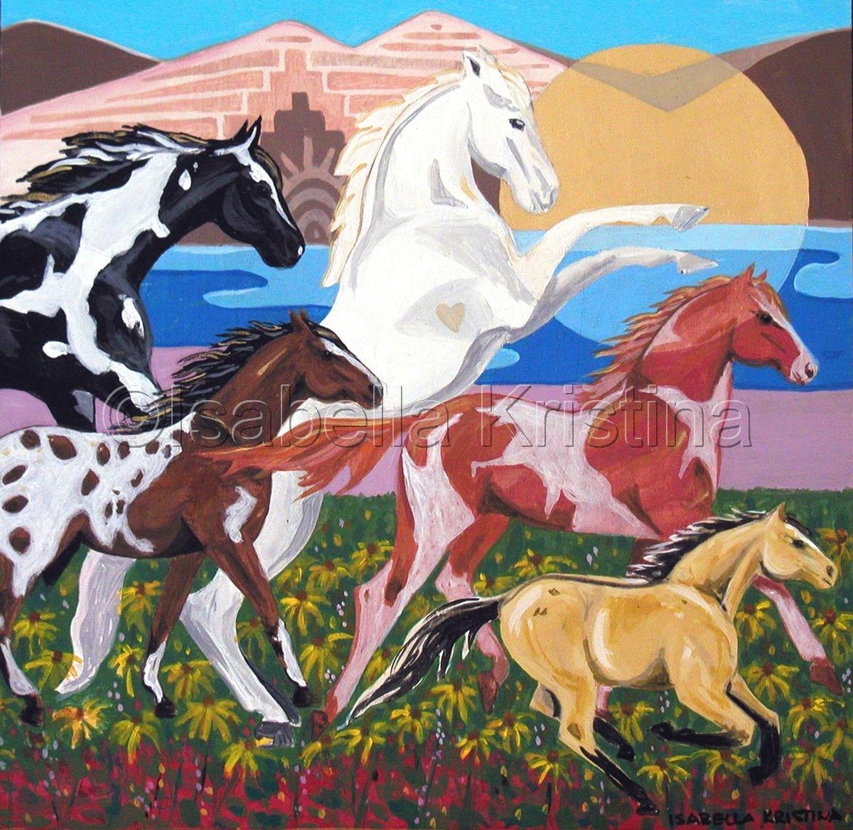 Spirit Horses (large view)