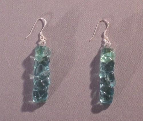 Windshield Earrings