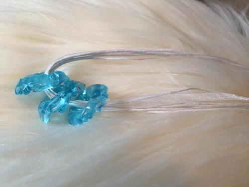 Turquoise Wreath Necklace