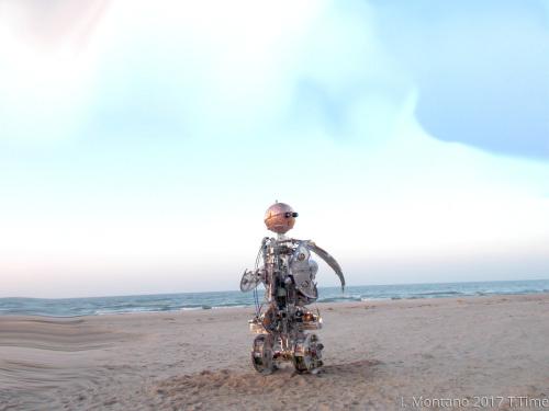 Robot Gallileo