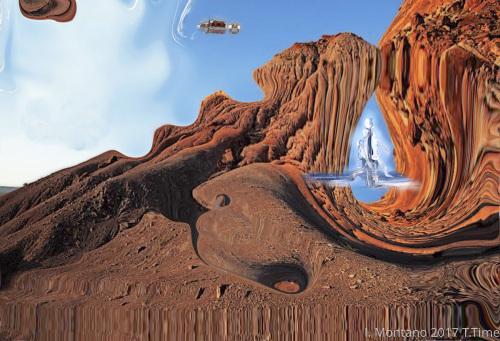 See you at Wall mart. El PasoTexas Mars
