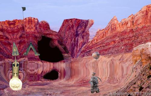 San Antonio Utah . Mars