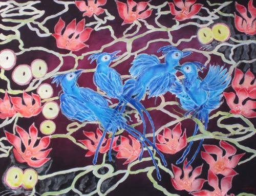 Blue Paradeyes