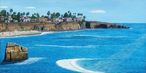 Ocean Beach / Sunset Cliffs / San Diego, CA