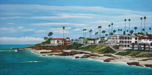 Windandsea Beach, La Jolla, San Diego, CA