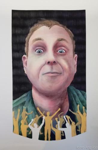 Portrait of Bill