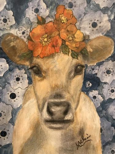 Blossom  by Irelia Rios Fine Art