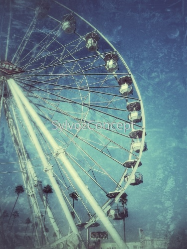 """Orange County Ferris Wheel"""