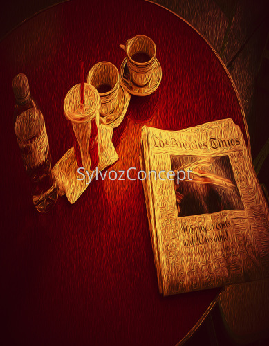 """Coffee Break"" by SylvozConcept"