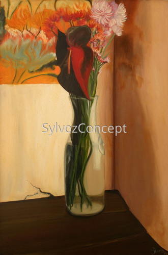 """""""Flower In Vase"""""""