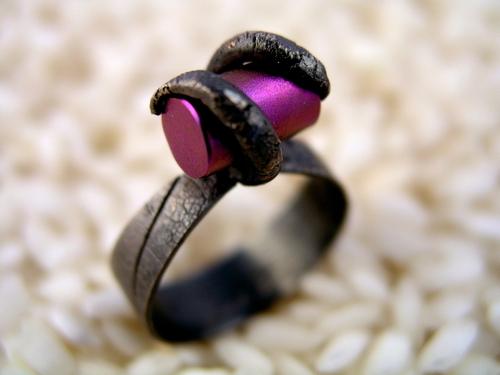 titanium ring #5