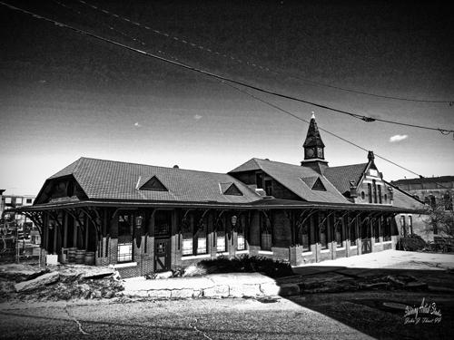 Depot Square, Woonsocket, RI