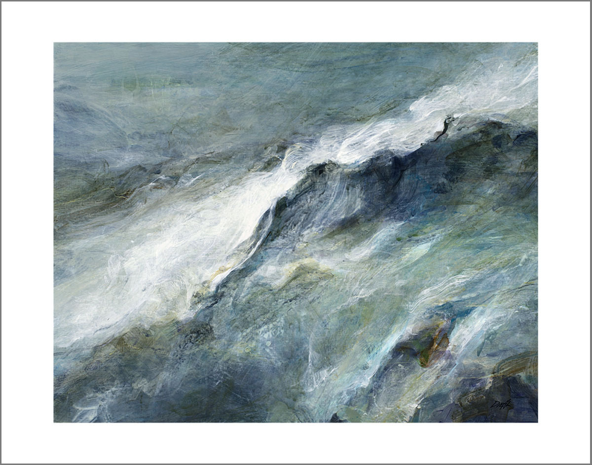 Giclee Print Tidal Change (large view)