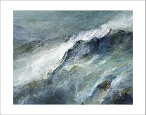Giclee Print Tidal Change by Jackie  Diehl
