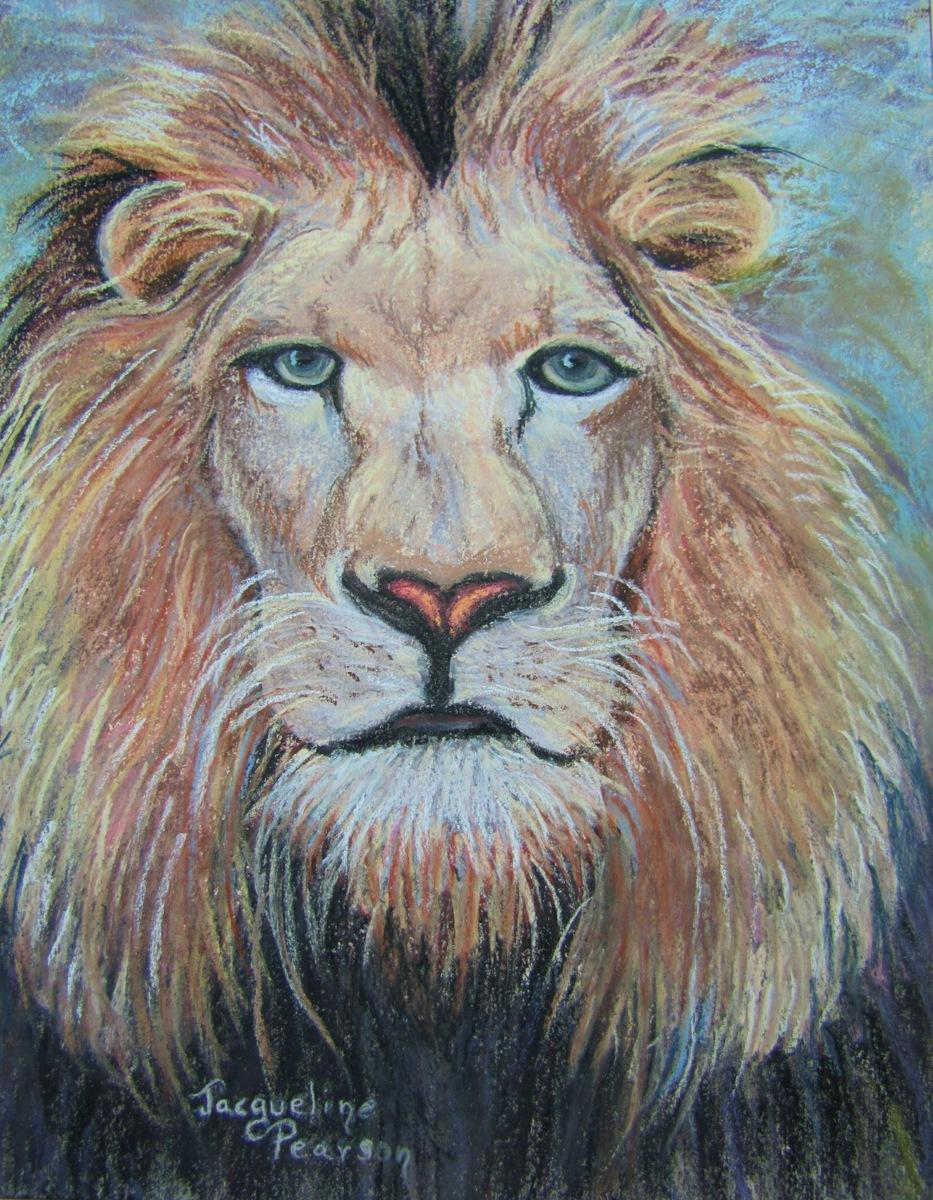 Quiet Lion (large view)
