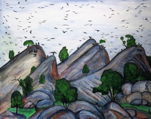 Ravens 'n Rocks