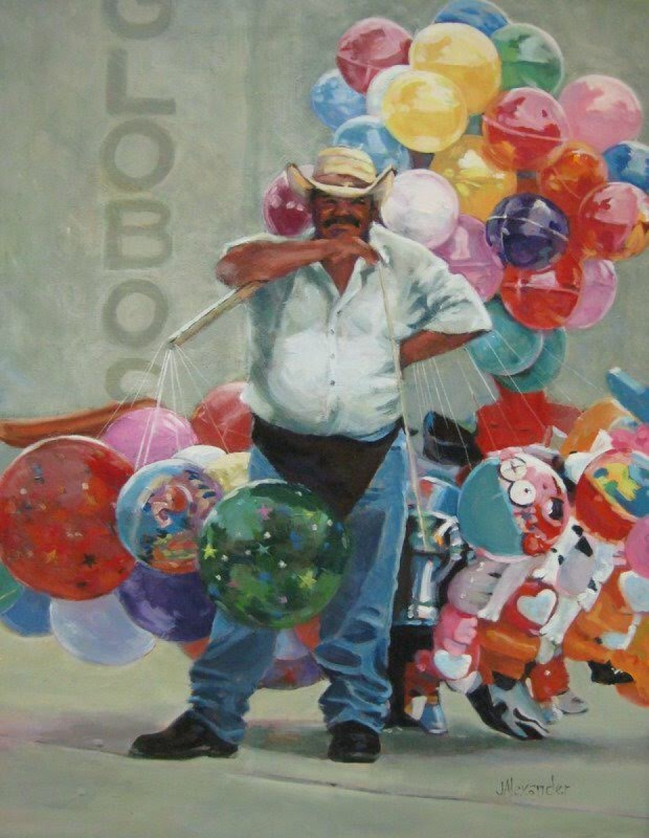 Globos (large view)