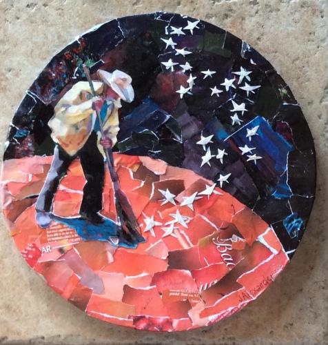 Stardust by jeanettealexanderart.com