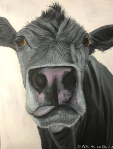 Mr. Attitude  by Wild Horse Studio
