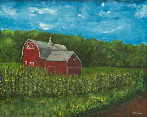Indiana landscape 1