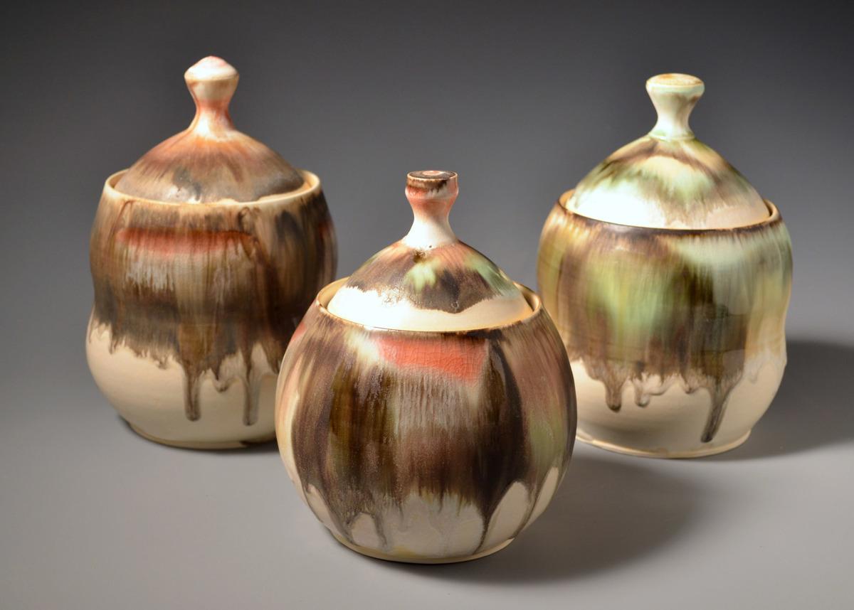 Porcelain Jars (large view)