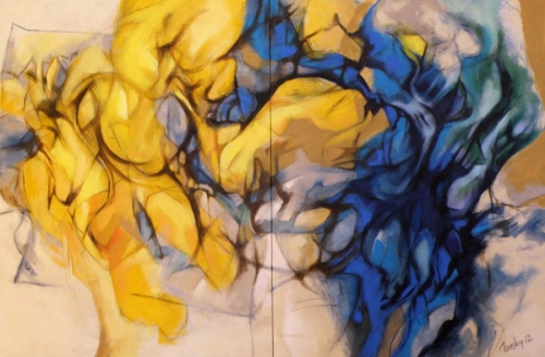 Intense Flux by Jim Tansley