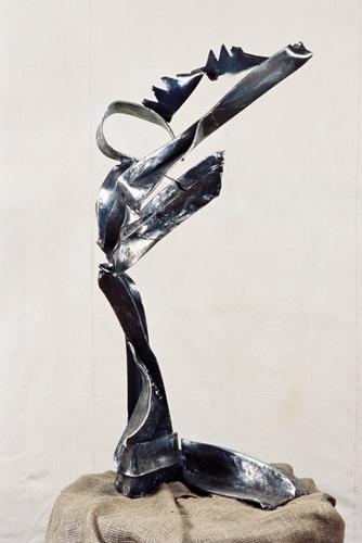 Steel Priest by James Travers