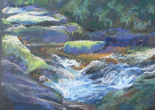 Rushing Waters by Jane Crowell