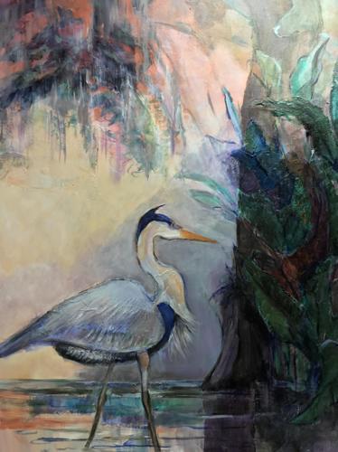 Blue Heron Bayou