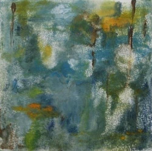Pond Series-Cloud Reflection
