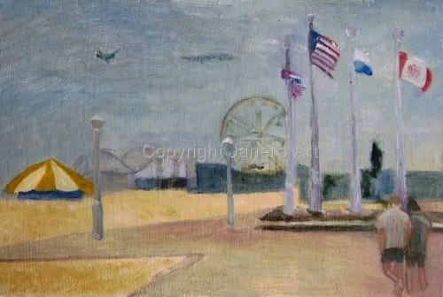 Remembering - Memorial at Ocean City