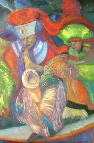 New Year's Beat - Mummers on Parade