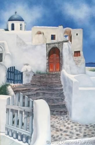 Santorini Portals
