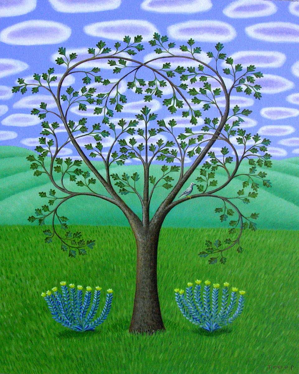THE HEART TREE (large view)
