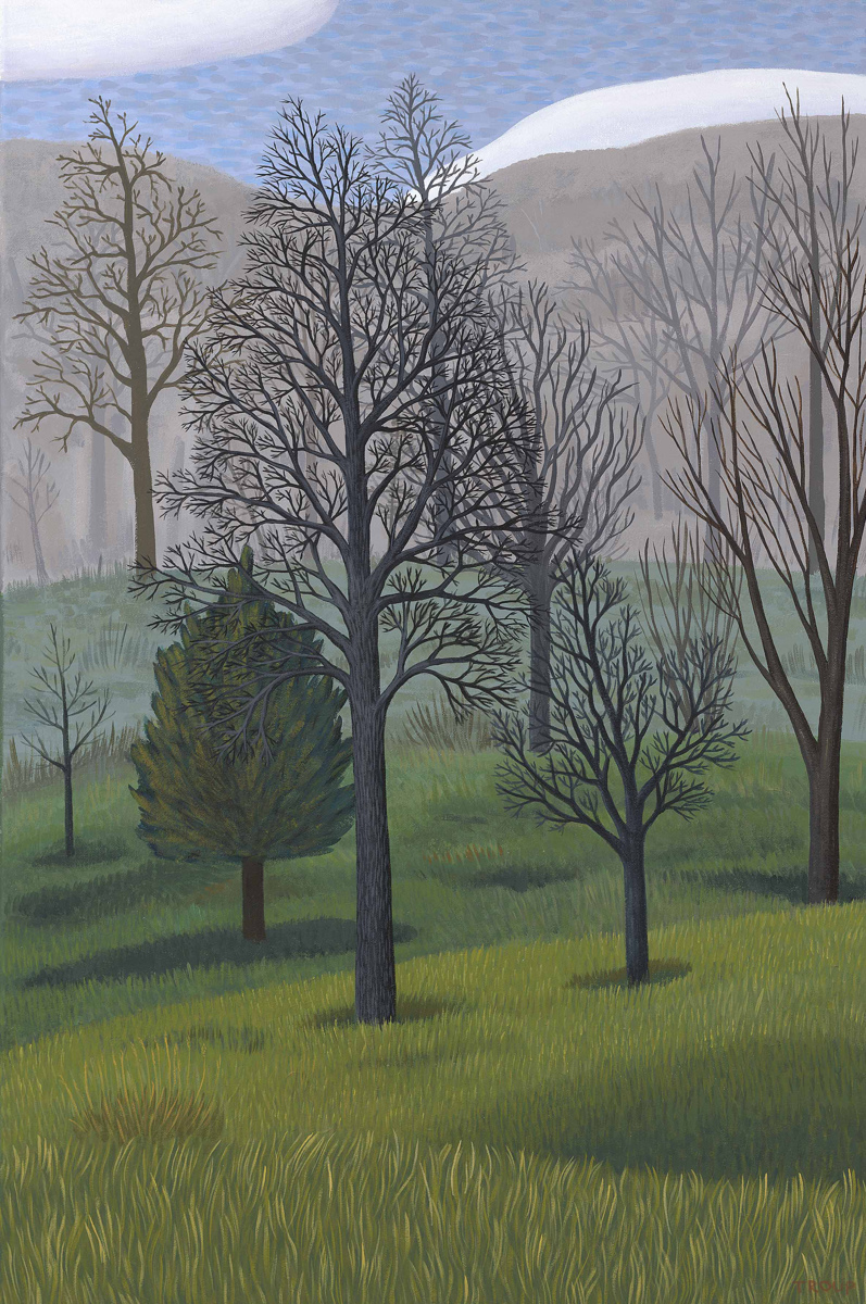 VERTICAL TREES (large view)