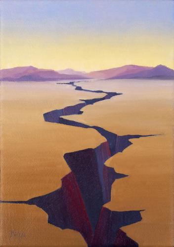 Taos Rift #1015