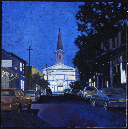 Night, Church Street (large view)