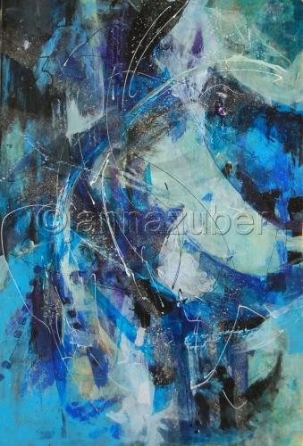Blue Dreamscape