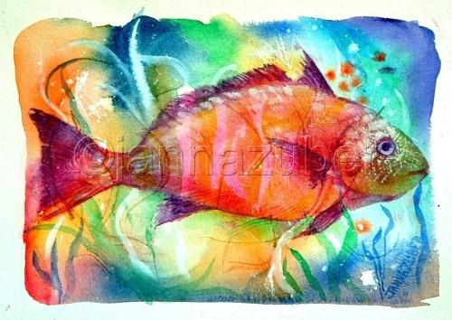 Fishprint #1
