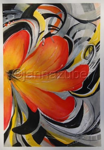 Clivea Flower # 4