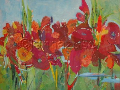 Red Garden Rumba