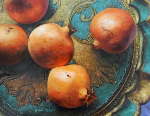 Pomegranates XV
