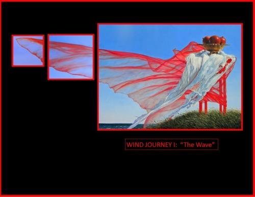 "WIND JOURNEY I: ""The Wave"""