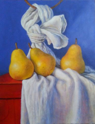 BoHo Pears No. 1