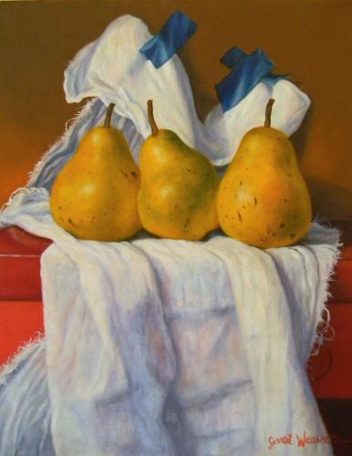 BOHO Pears No. 3