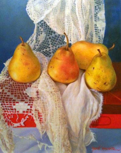 BOHO Pears No. 2