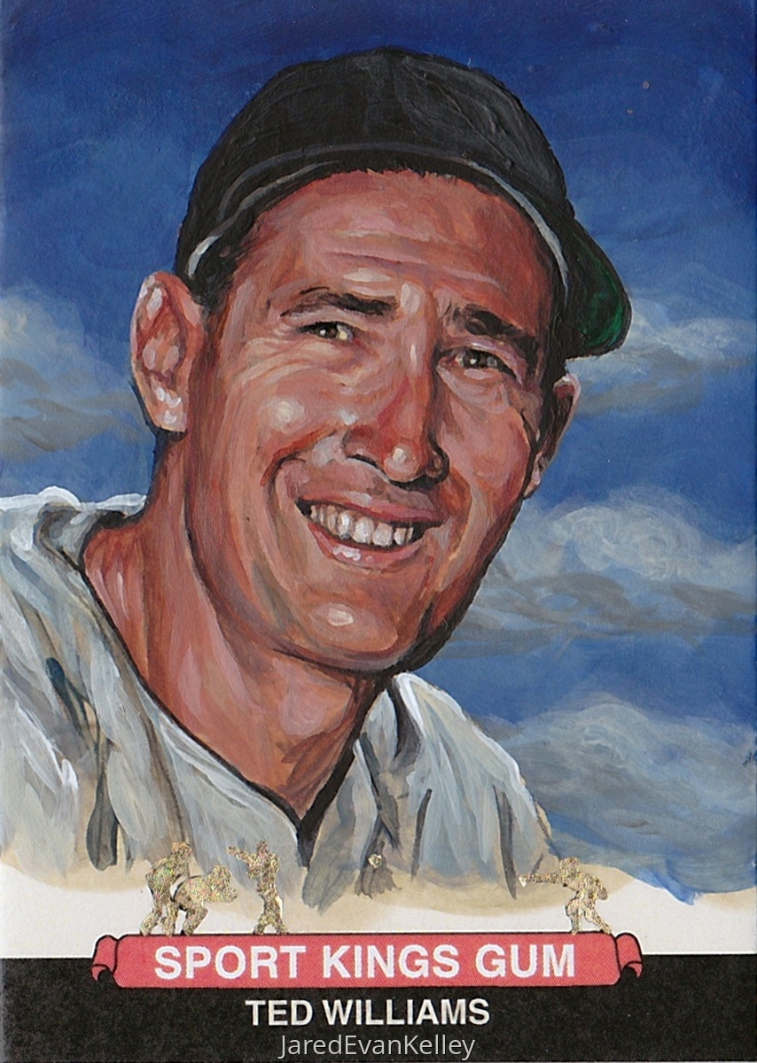 Ted Williams (large view)
