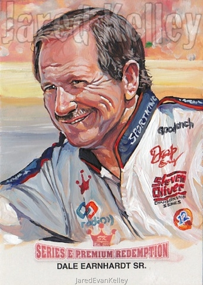 Dale Earnhardt, Sr. (large view)