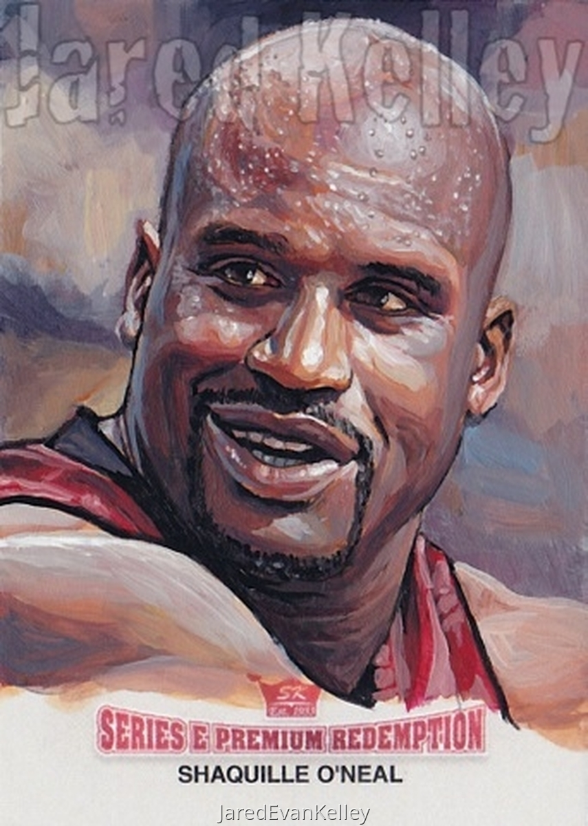 Shaquille O'Neal (large view)